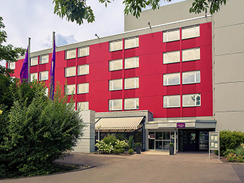 호텔 - Mercure Hotel Koeln West