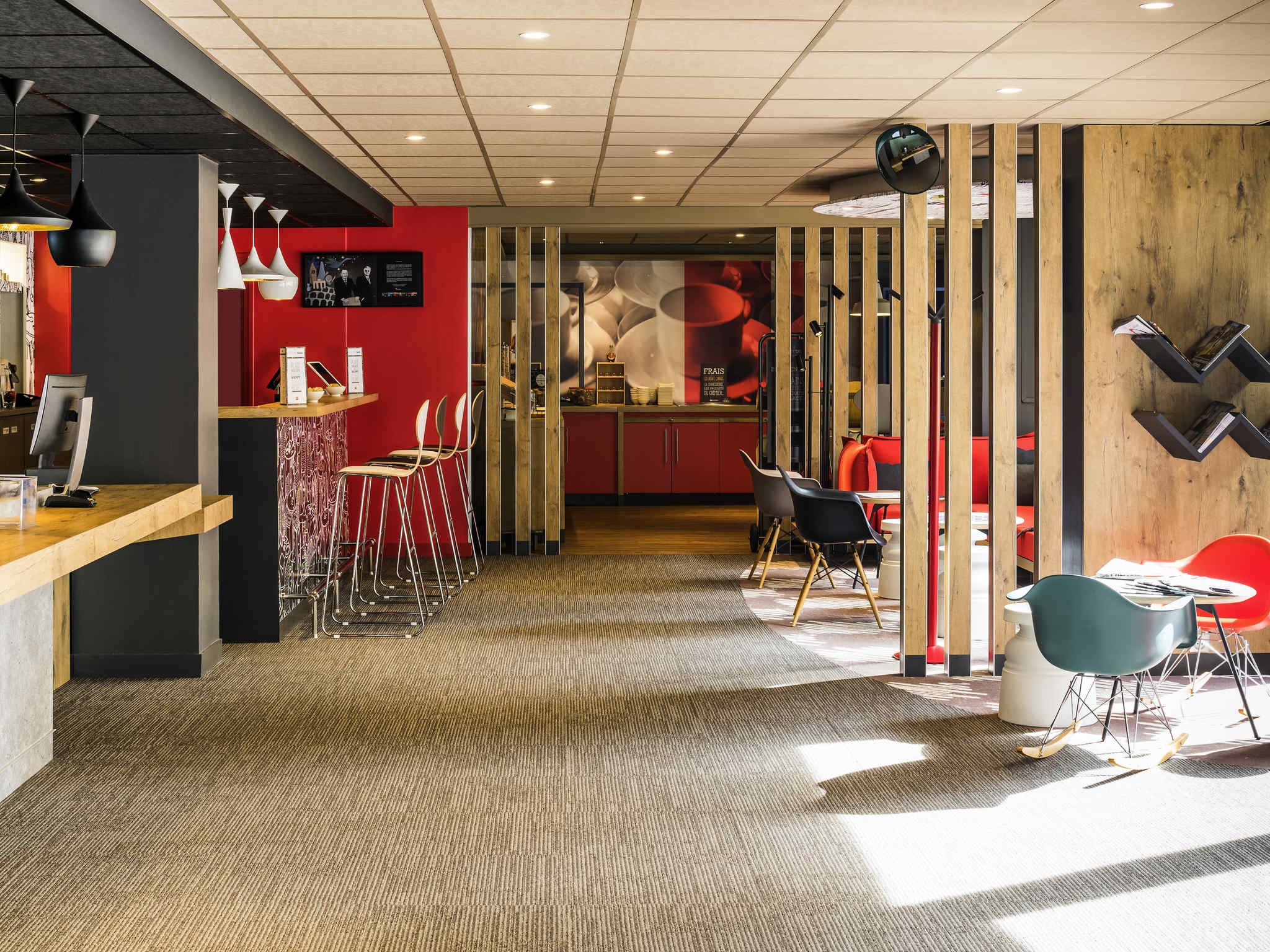Hotel – ibis Parijs Pont de Suresnes