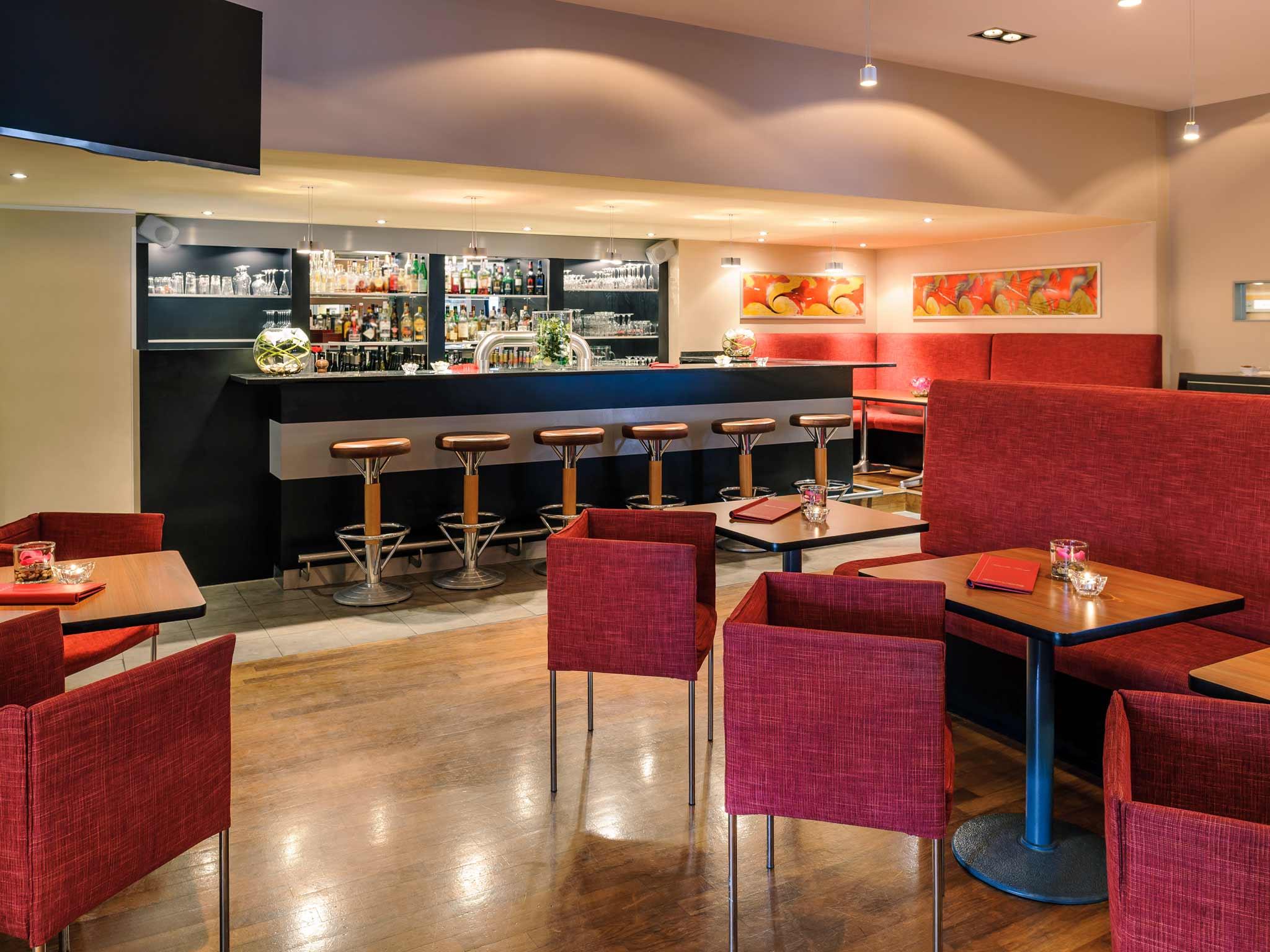 Bar Mercure Hotel Frankfurt Airport