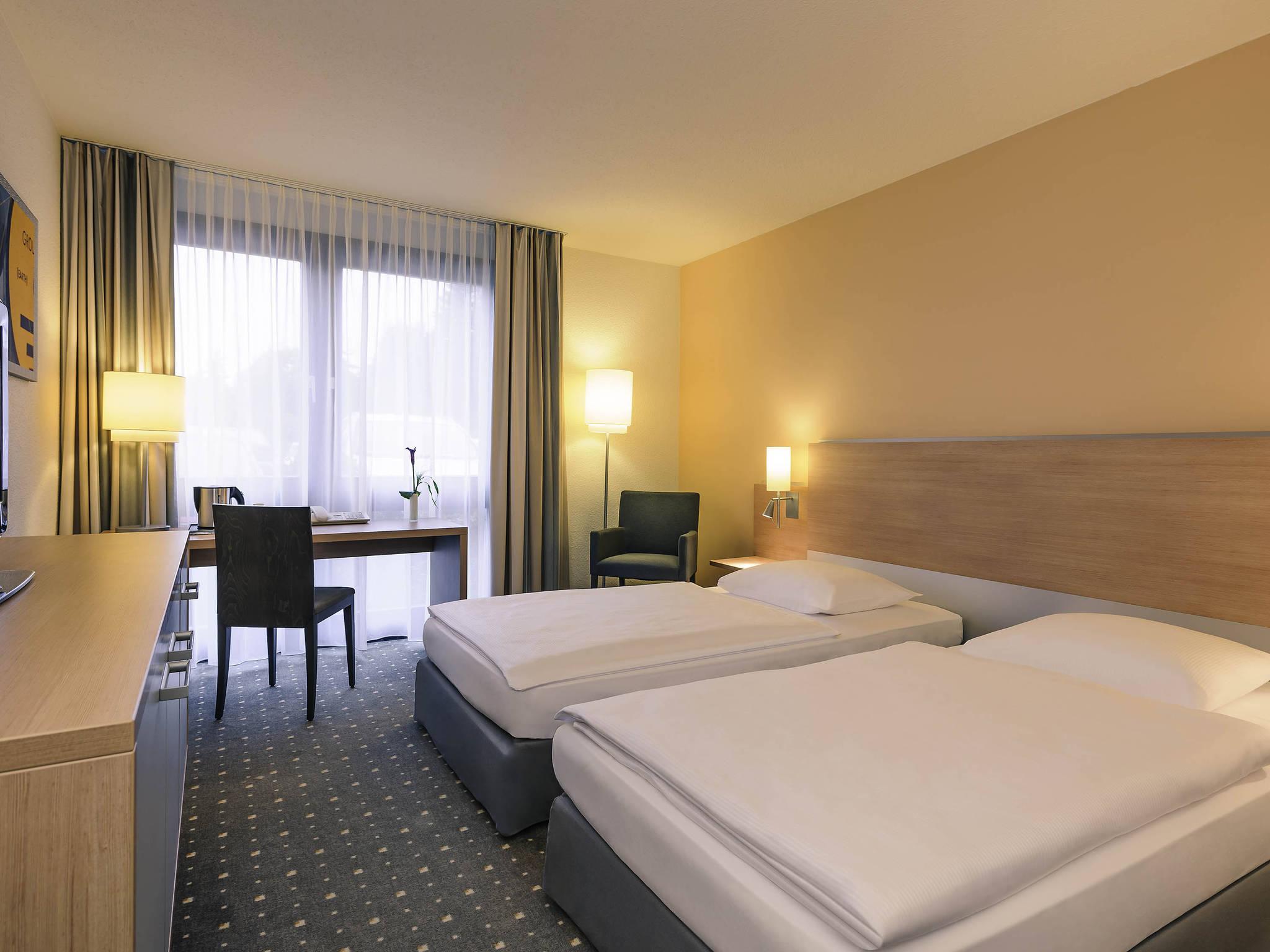 Mercure Hotel Frankfurt Airport. Book online now! Free Wifi!