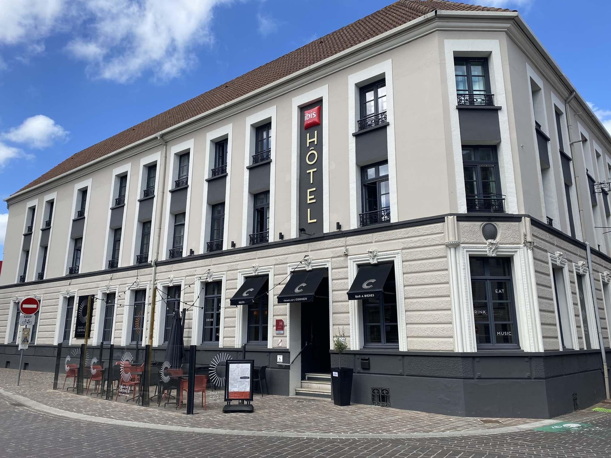 Hotell – ibis Saint-Omer Centre