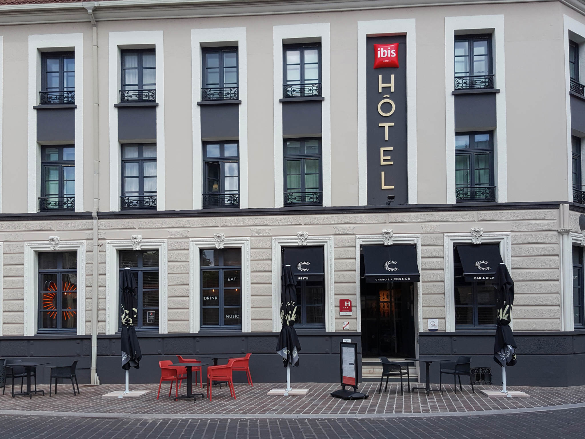 Hotel – ibis Saint Omer Centre