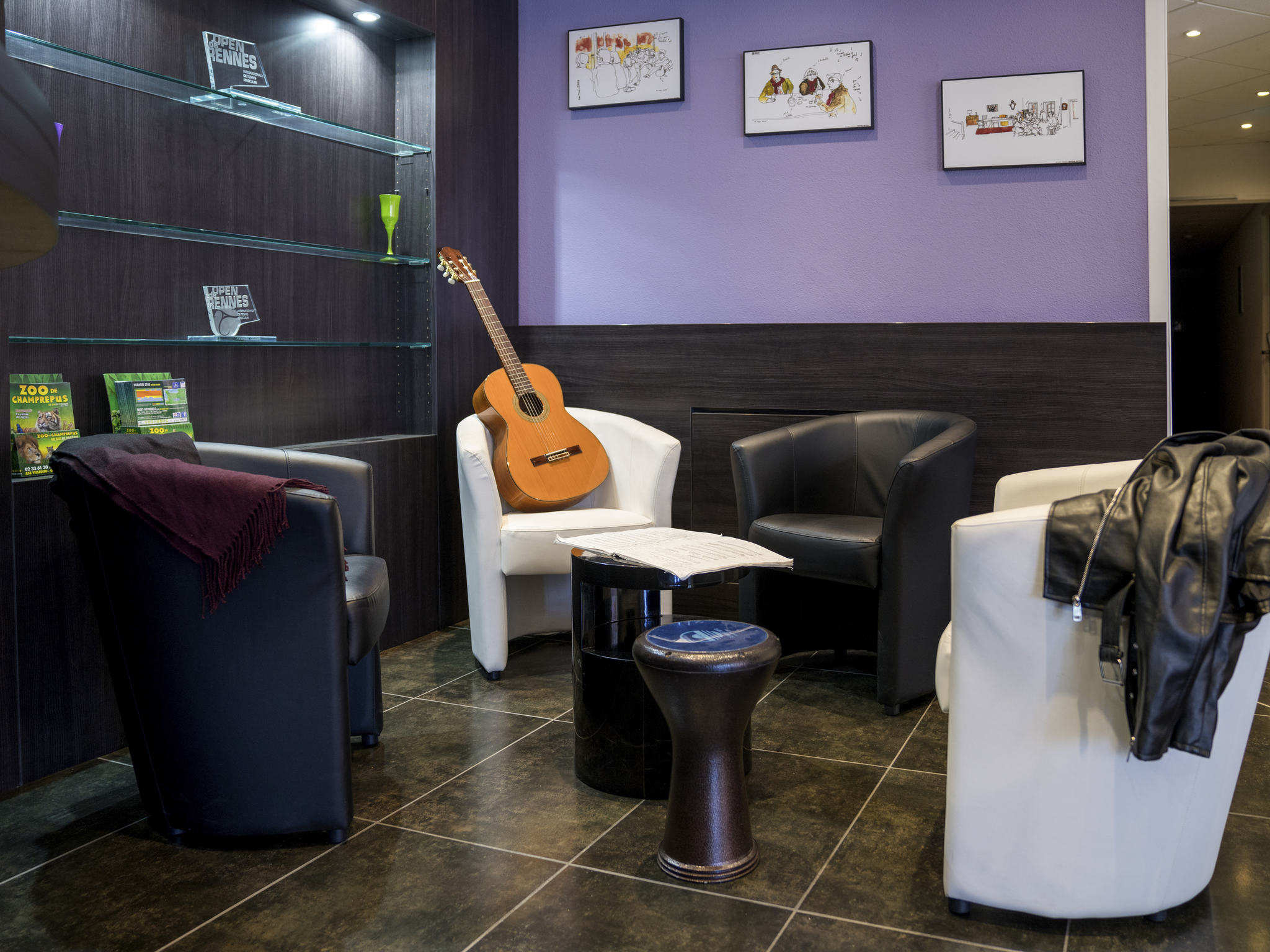 Hotel – ibis Styles Rennes Centre Gare Nord