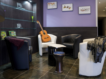 ibis Styles Rennes Centre Gare - Nord