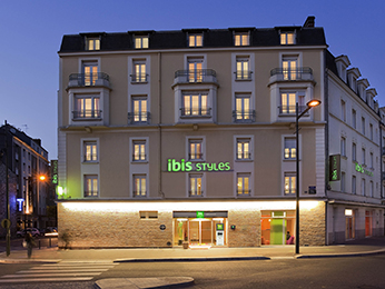 hotel pas cher rennes ibis styles rennes centre gare nord. Black Bedroom Furniture Sets. Home Design Ideas