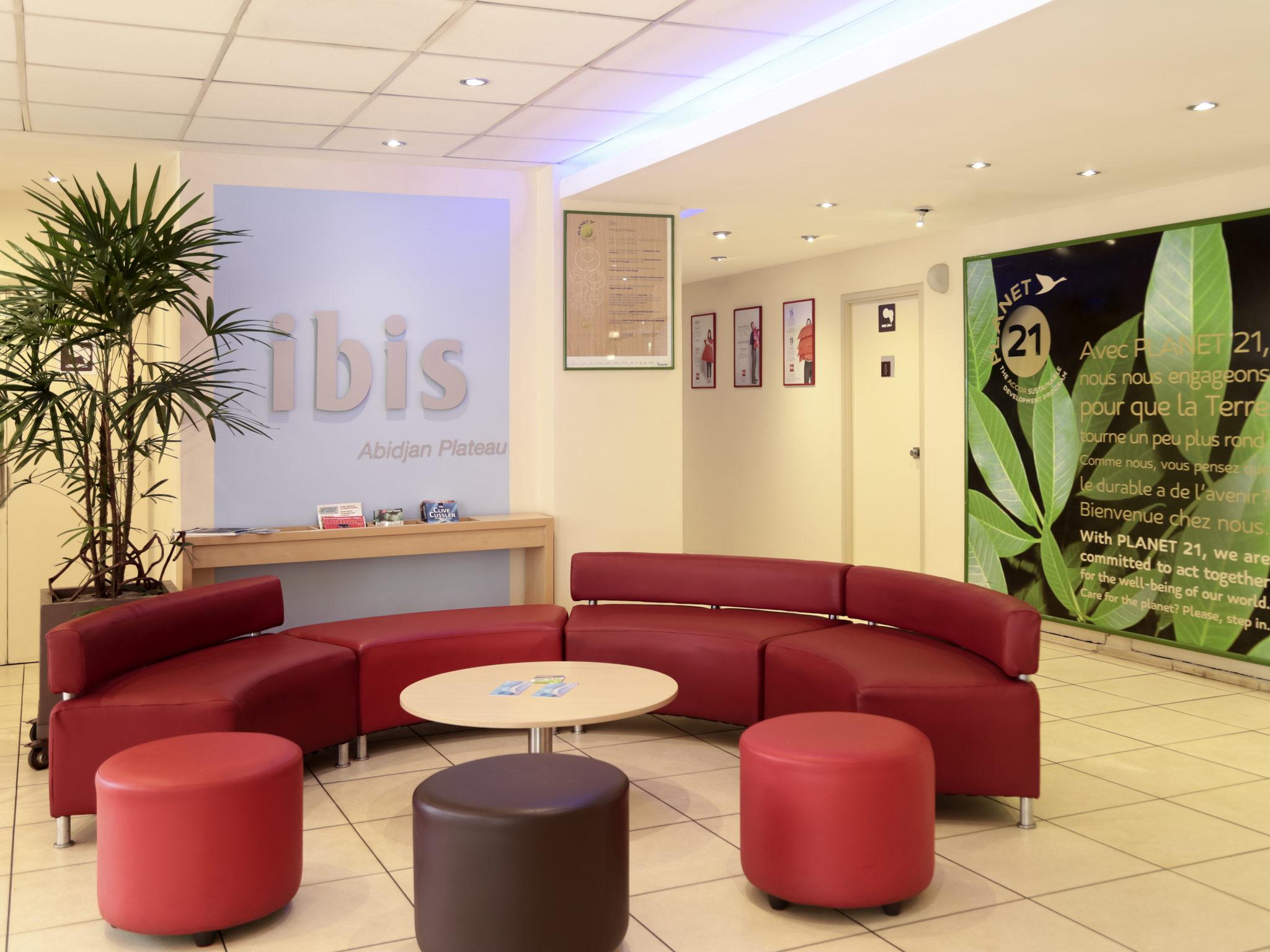 โรงแรม – ibis Abidjan Plateau