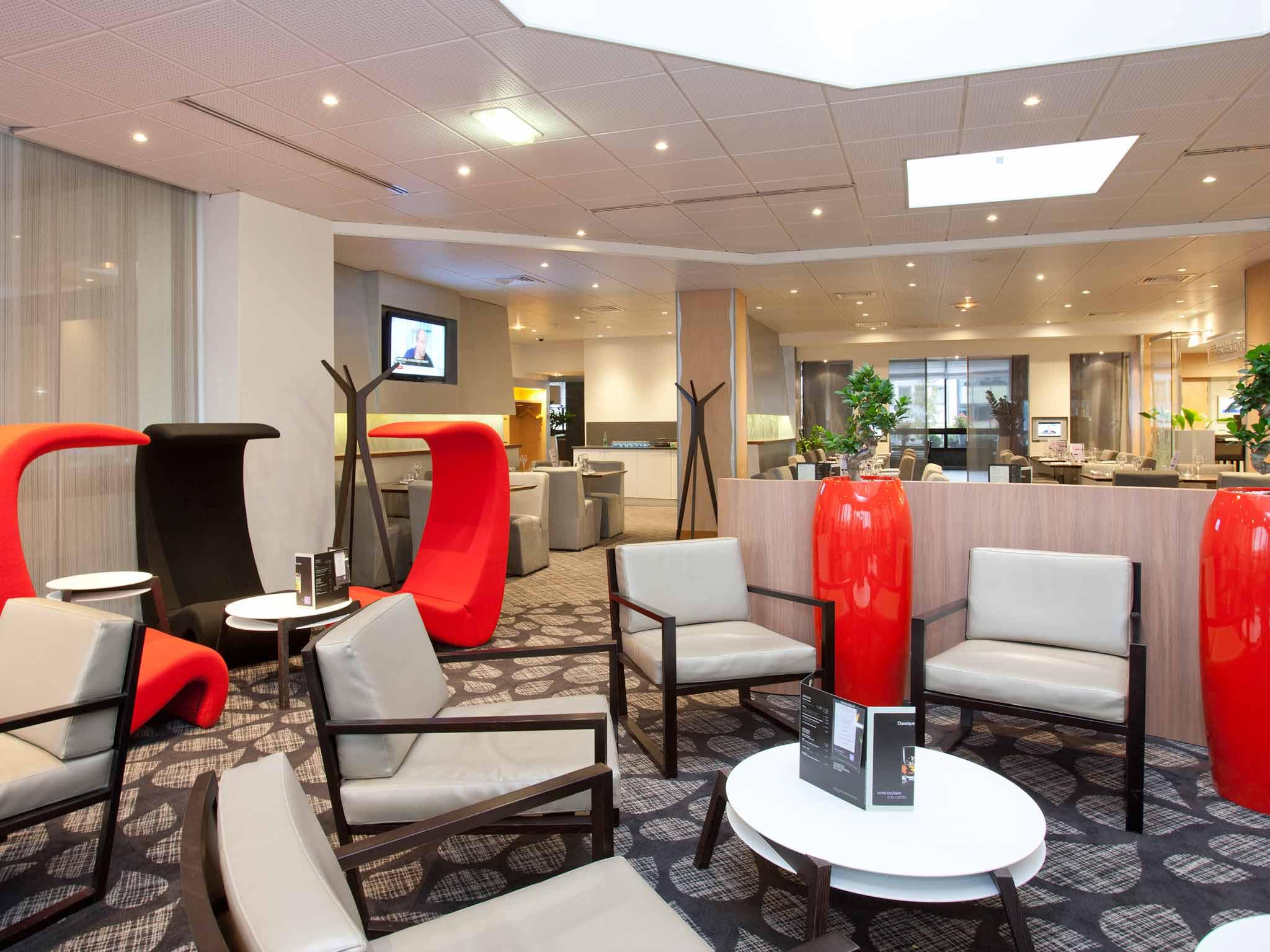 호텔 – Novotel Lyon Centre Part-Dieu