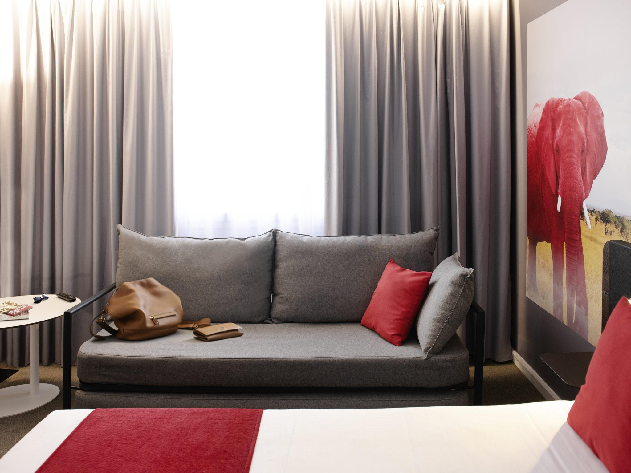 Hotel a lione novotel lyon gerland musée des confluences