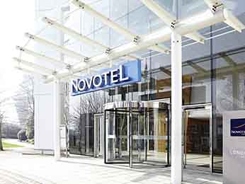 Destination - Novotel London West