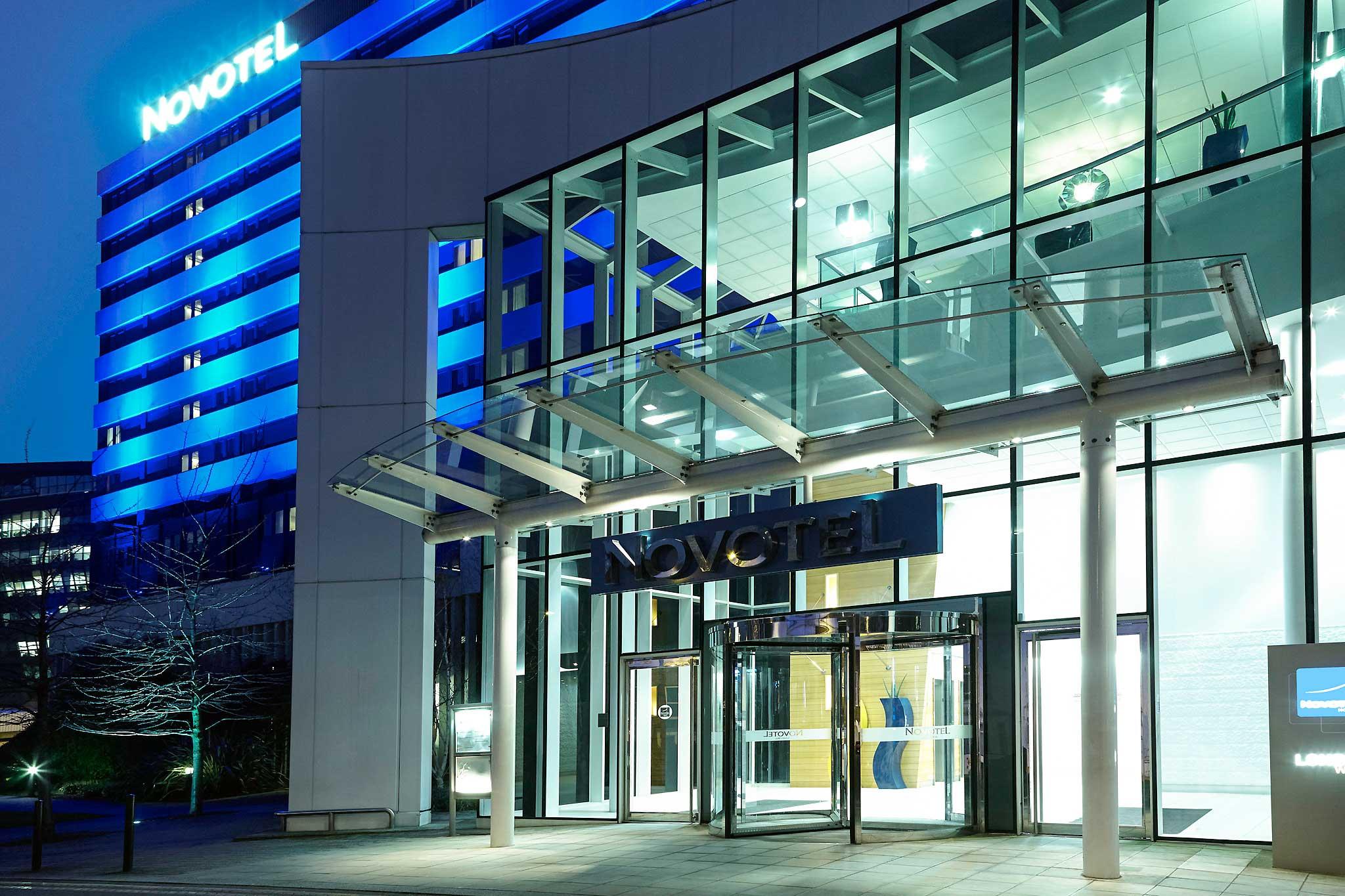 Отель — Novotel Лондон Запад