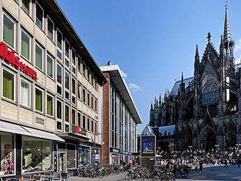 Hotels In Koln Stadtmitte