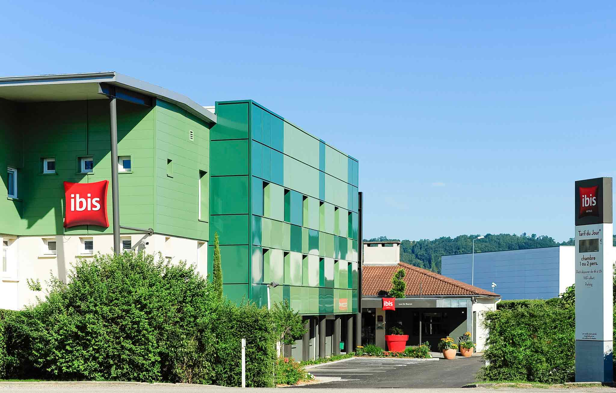 โรงแรม – ibis Lyon Est Beynost A42