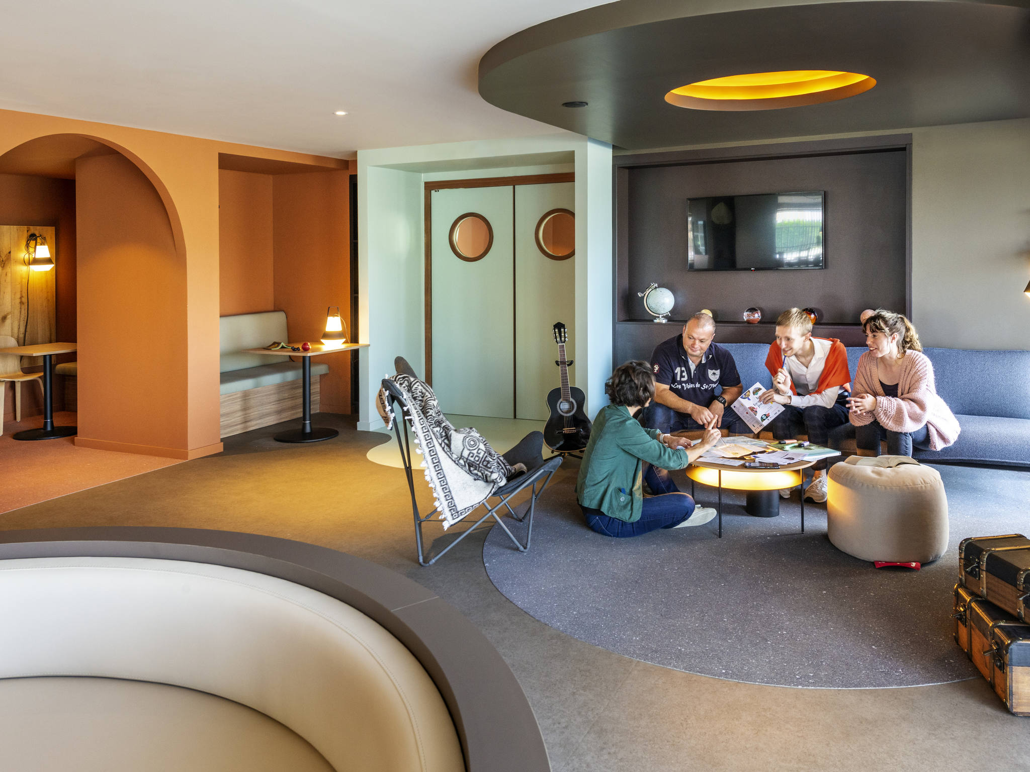 Hotel – ibis Rouen Parc des Expos Zenith