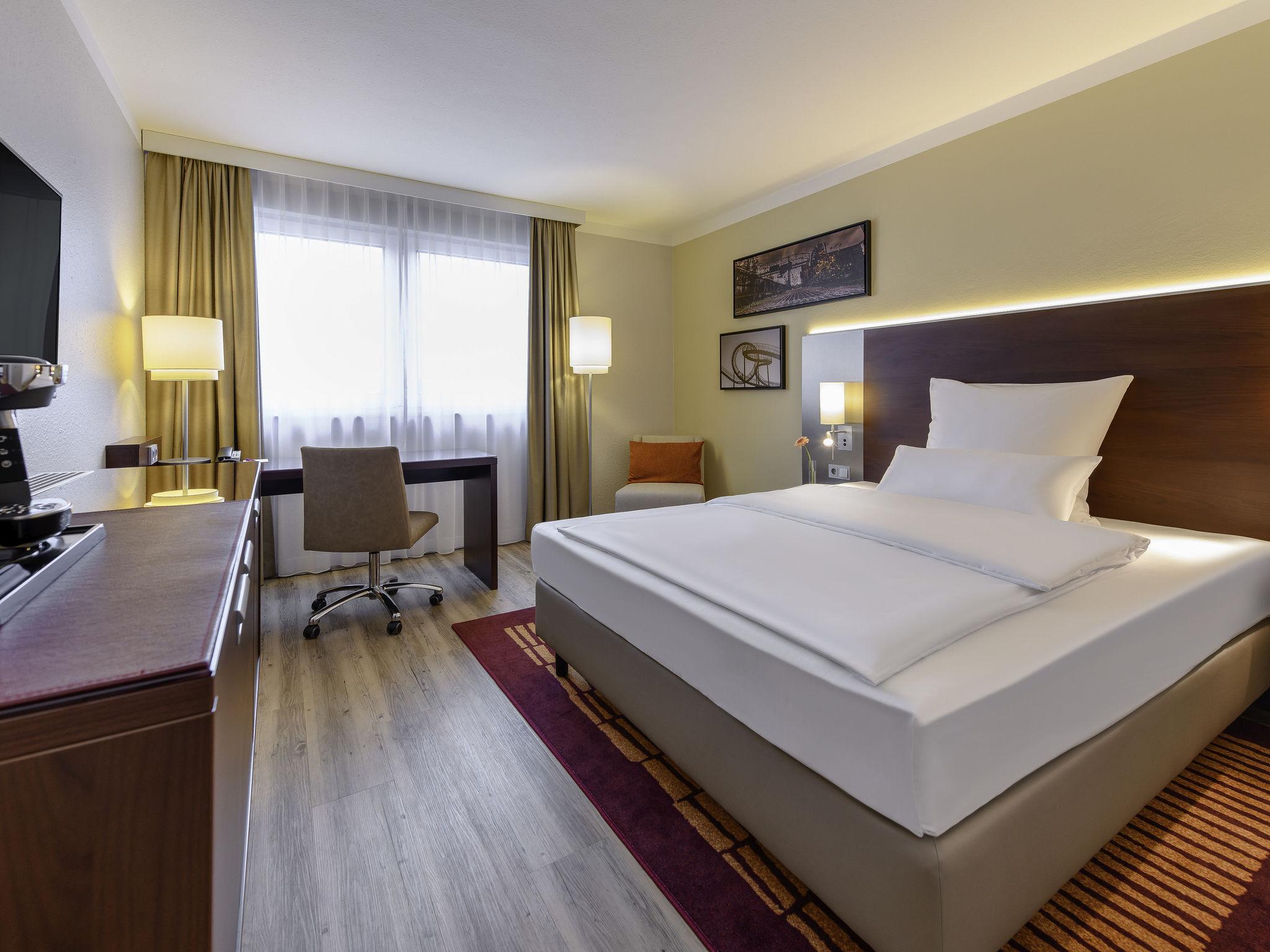 Hotel in Duisburg - Mercure Hotel Duisburg City buchen