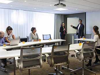Meetings - Novotel Paris la Defense