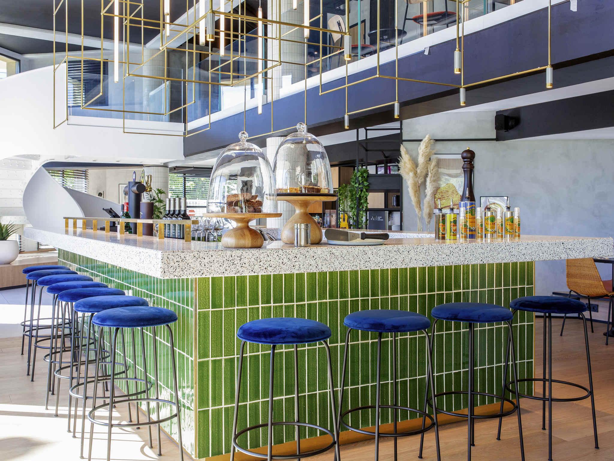 โรงแรม – ibis Nice Aéroport Promenade