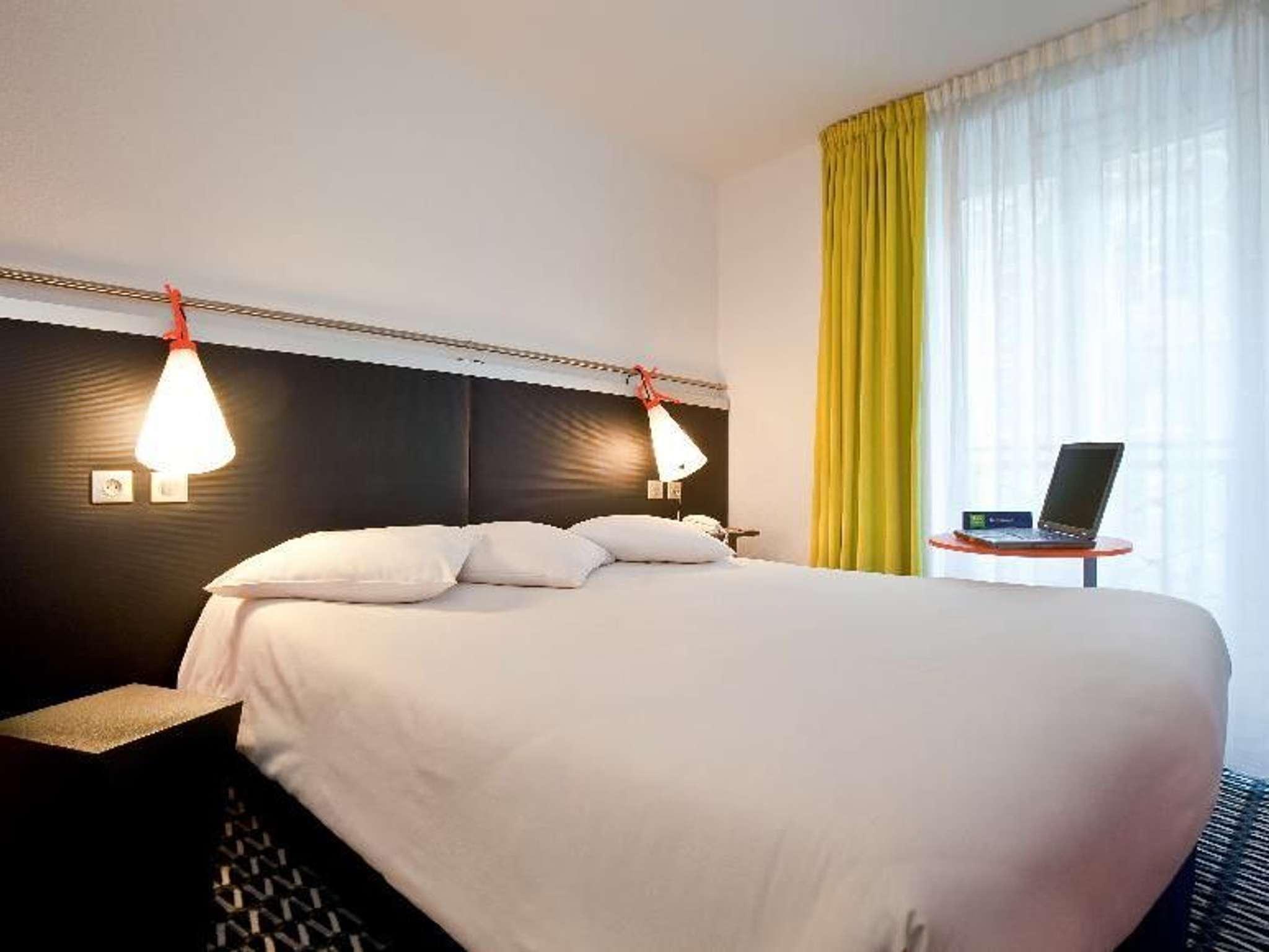 酒店 – 宜必思尚品巴黎共和酒店