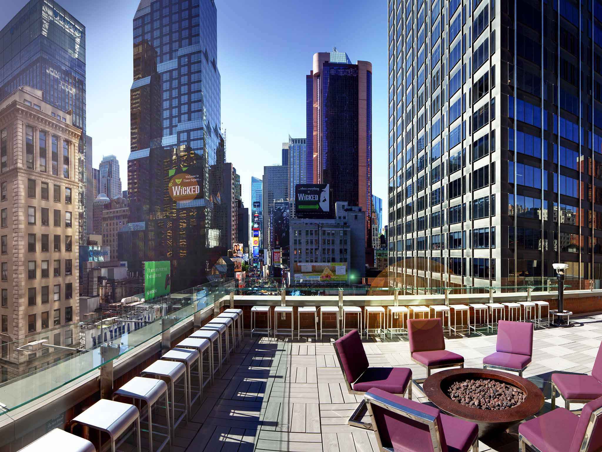 ... Hotel - Novotel New York Times Square ...