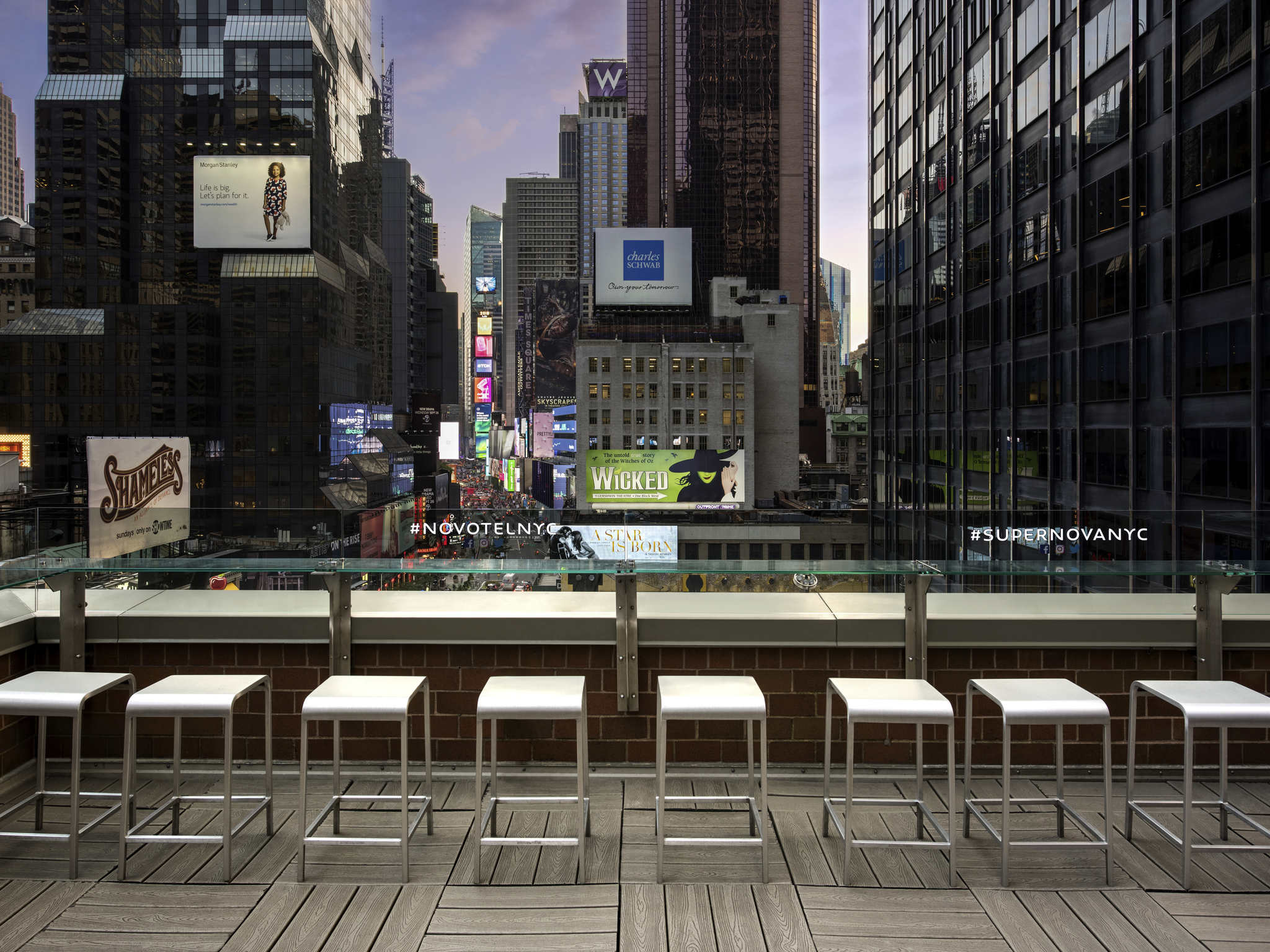 Hotel in NEW YORK CITY - Novotel New York Times Square