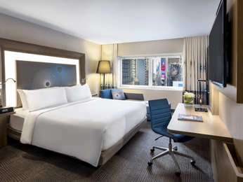 Zimmer - Novotel New York Times Square