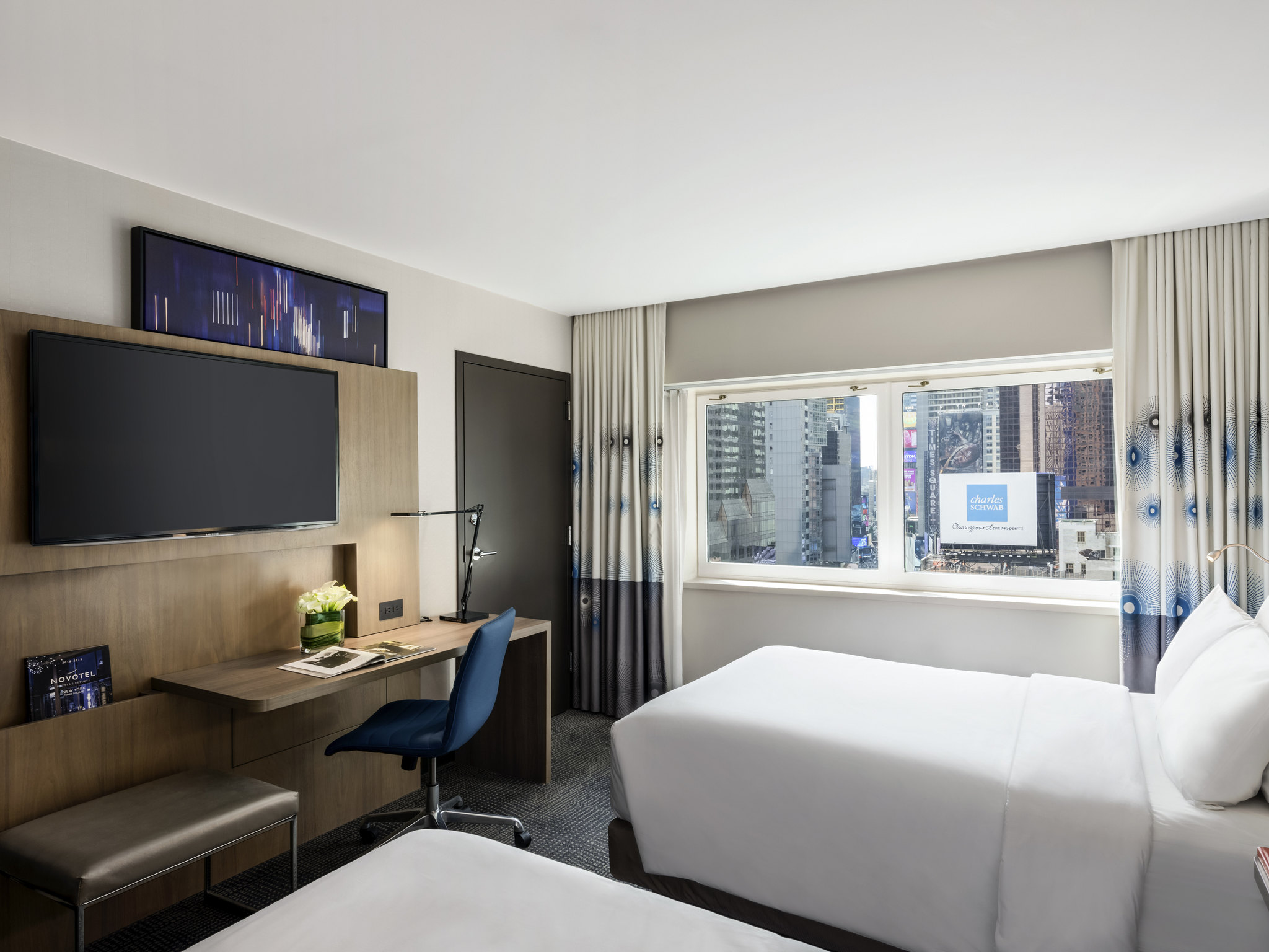 ... Rooms   Novotel New York Times Square ...