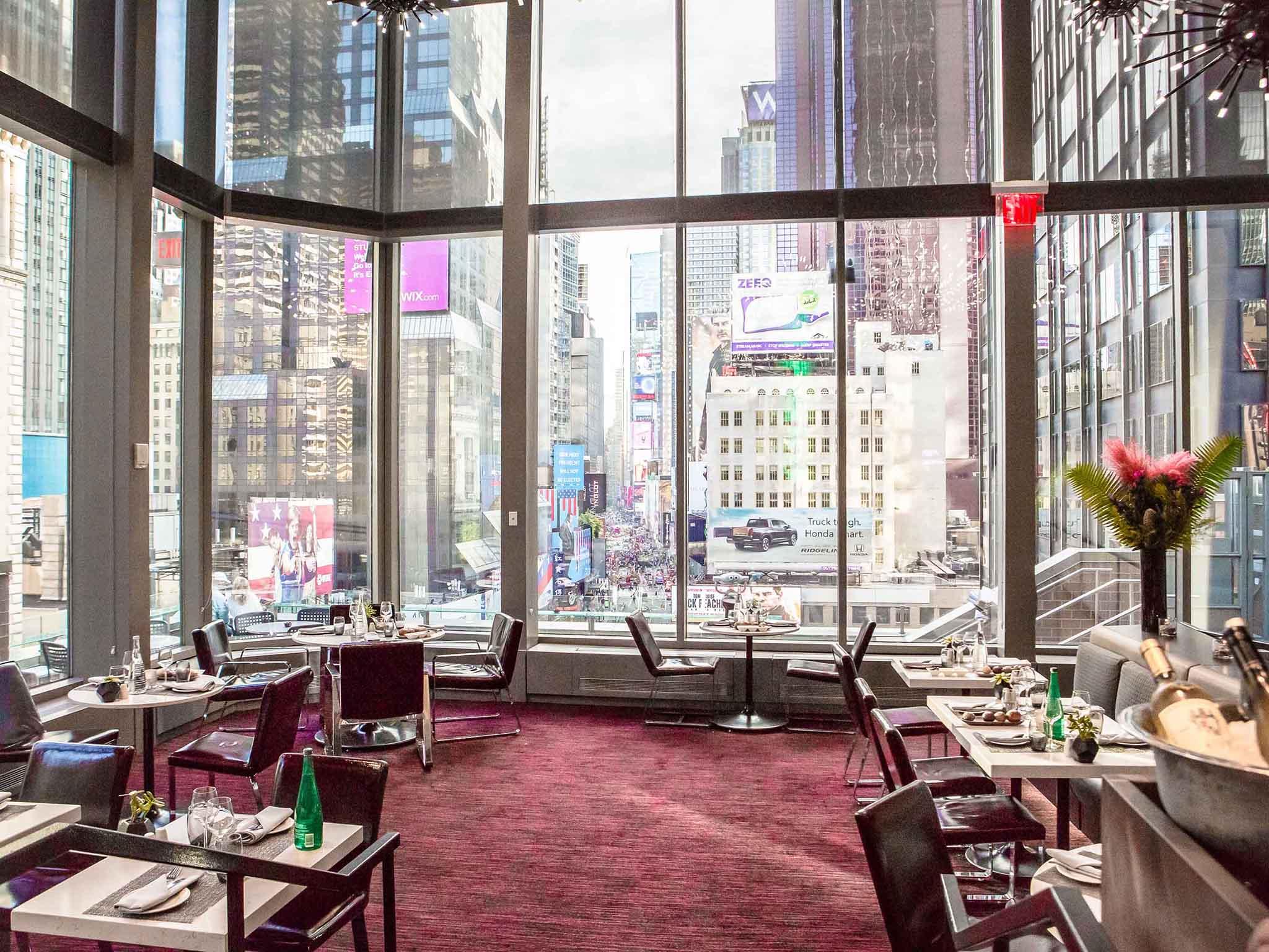 Restaurant Novotel New York Times Square