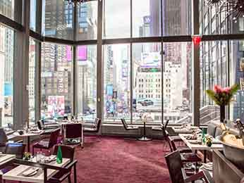 Restoran - Novotel New York Times Square