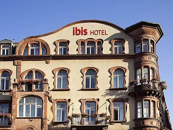 Ibis Hotel Metz
