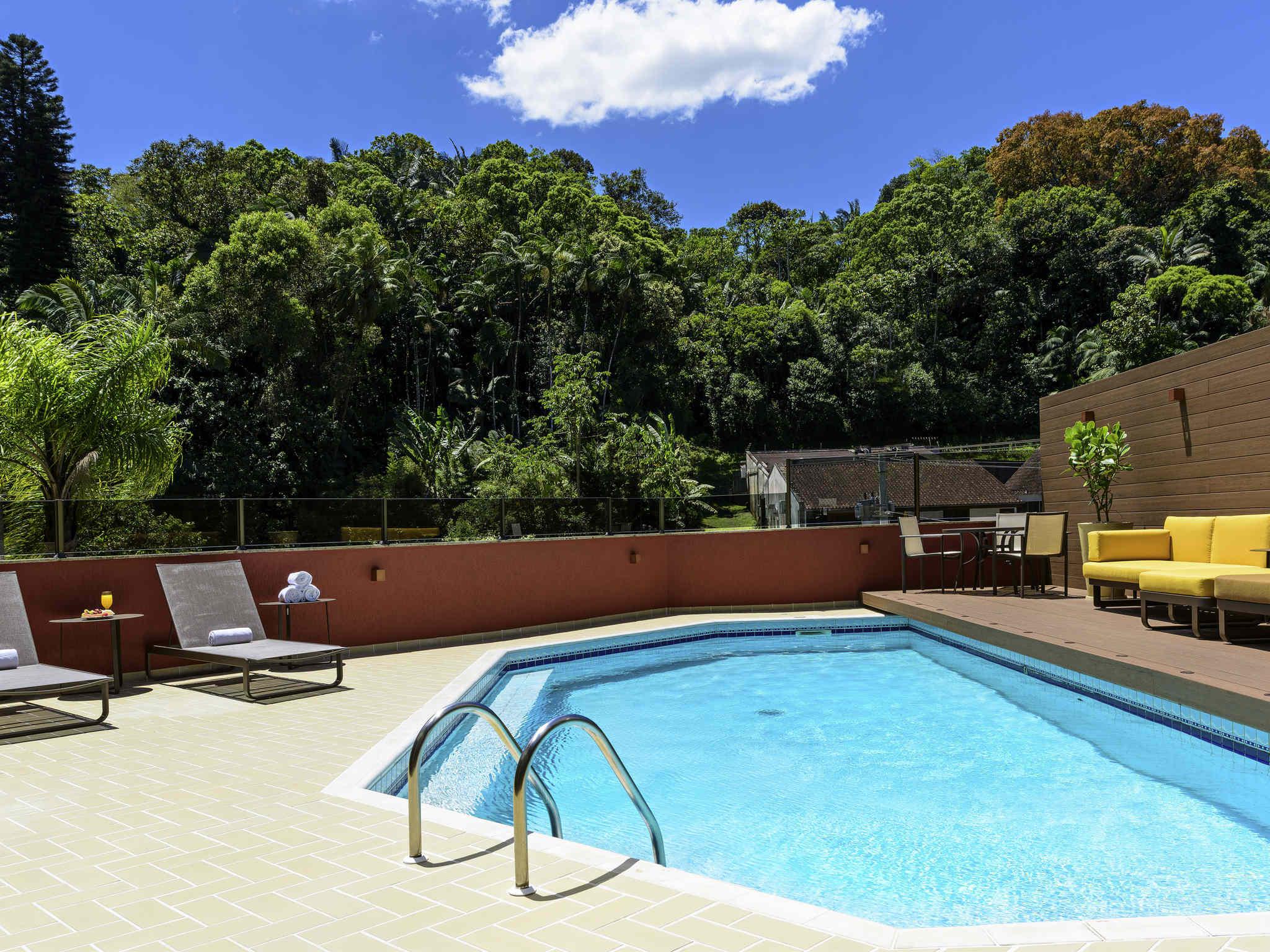 Otel – Mercure Joinville Prinz Hotel