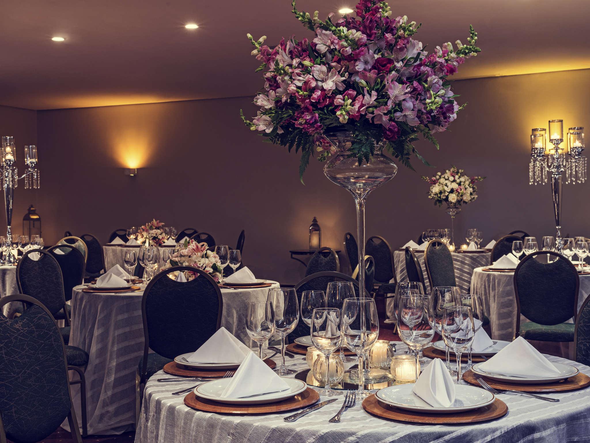 Weddings Mercure Joinville Prinz Hotel