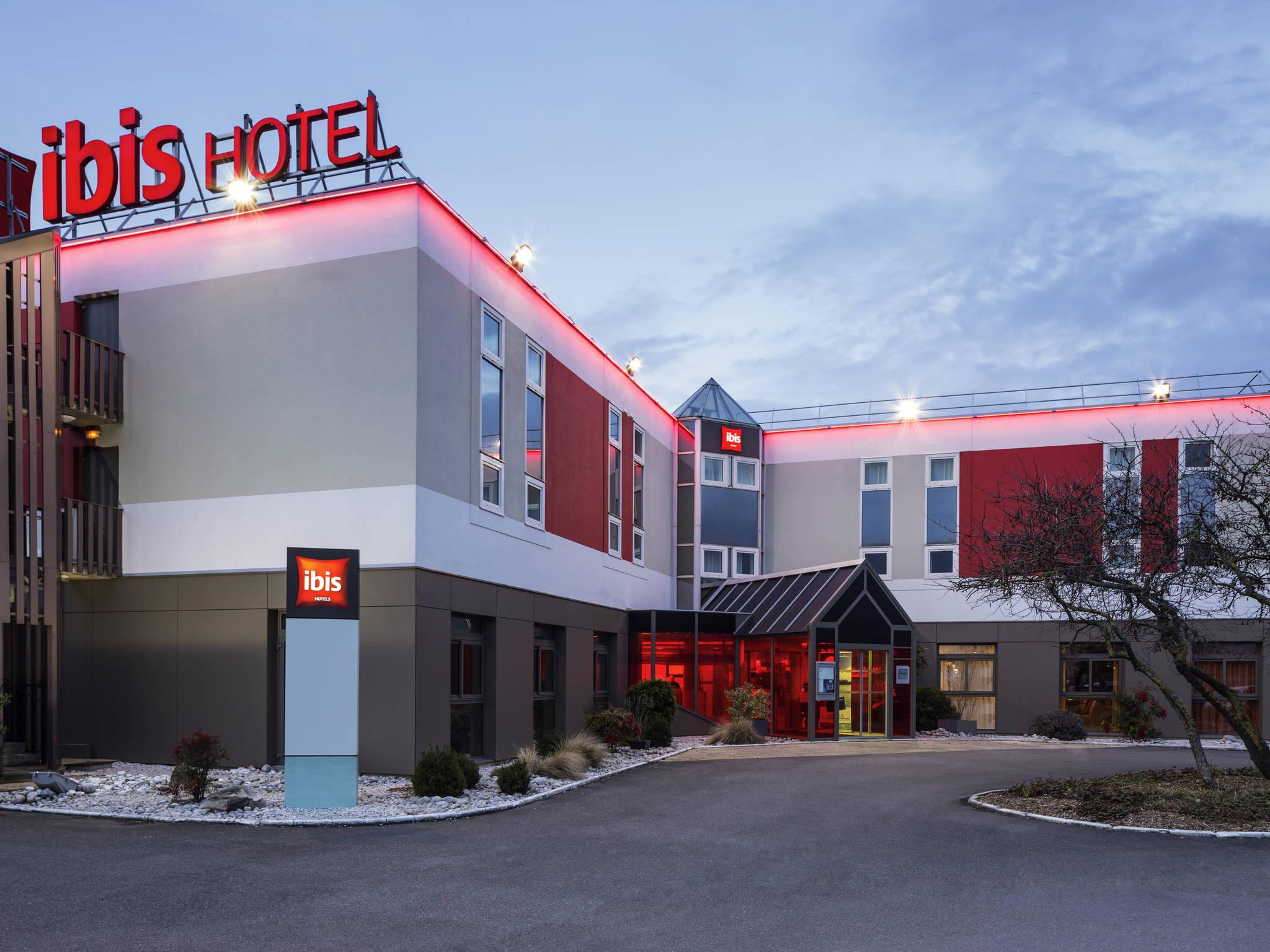 Hotel – ibis Aulnay Paris Nord Expo