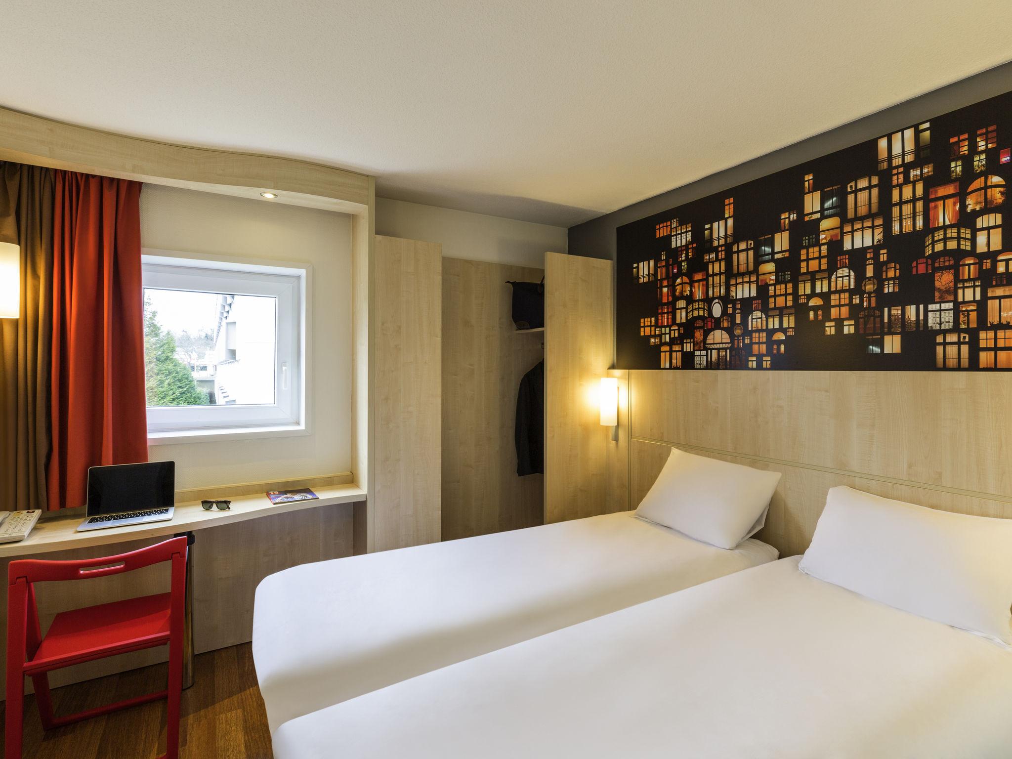 Hotel Ibis Aulnay Paris Nord Expo Aulnay Sous Bois