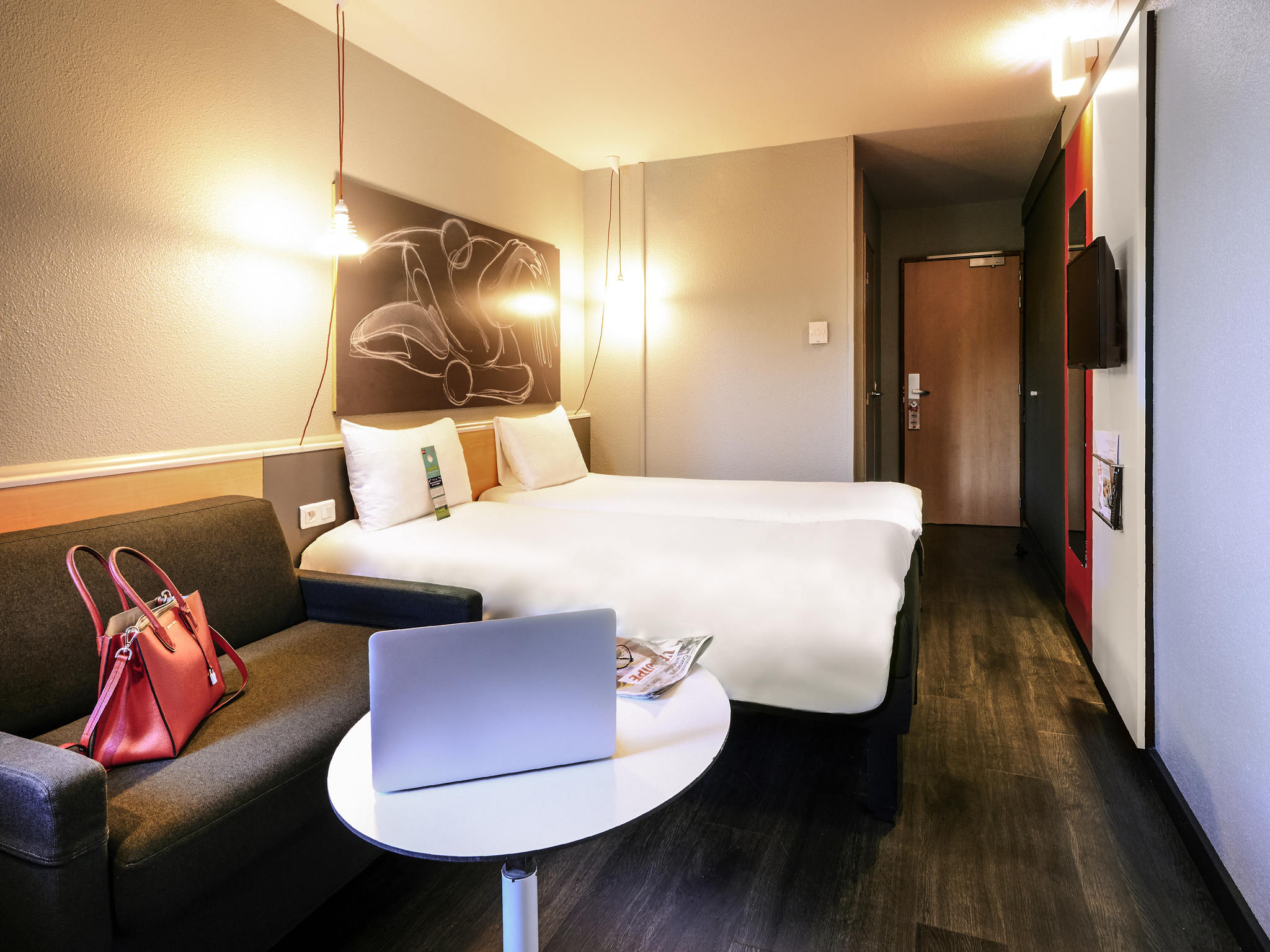 Hotell – ibis Lyon Gerland Musée des Confluences