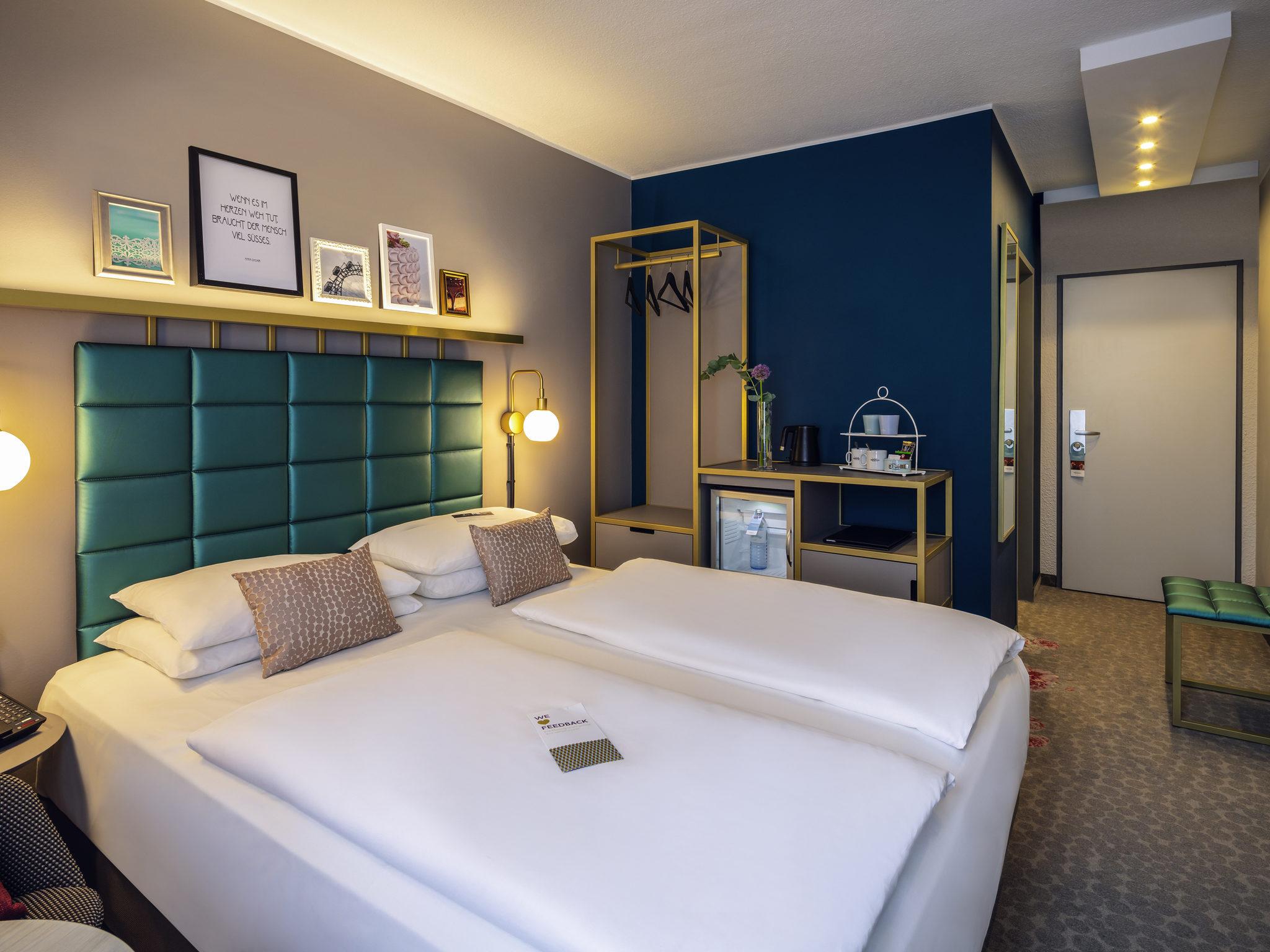ホテル – ホテルメルキュールウィーンツェントゥルム