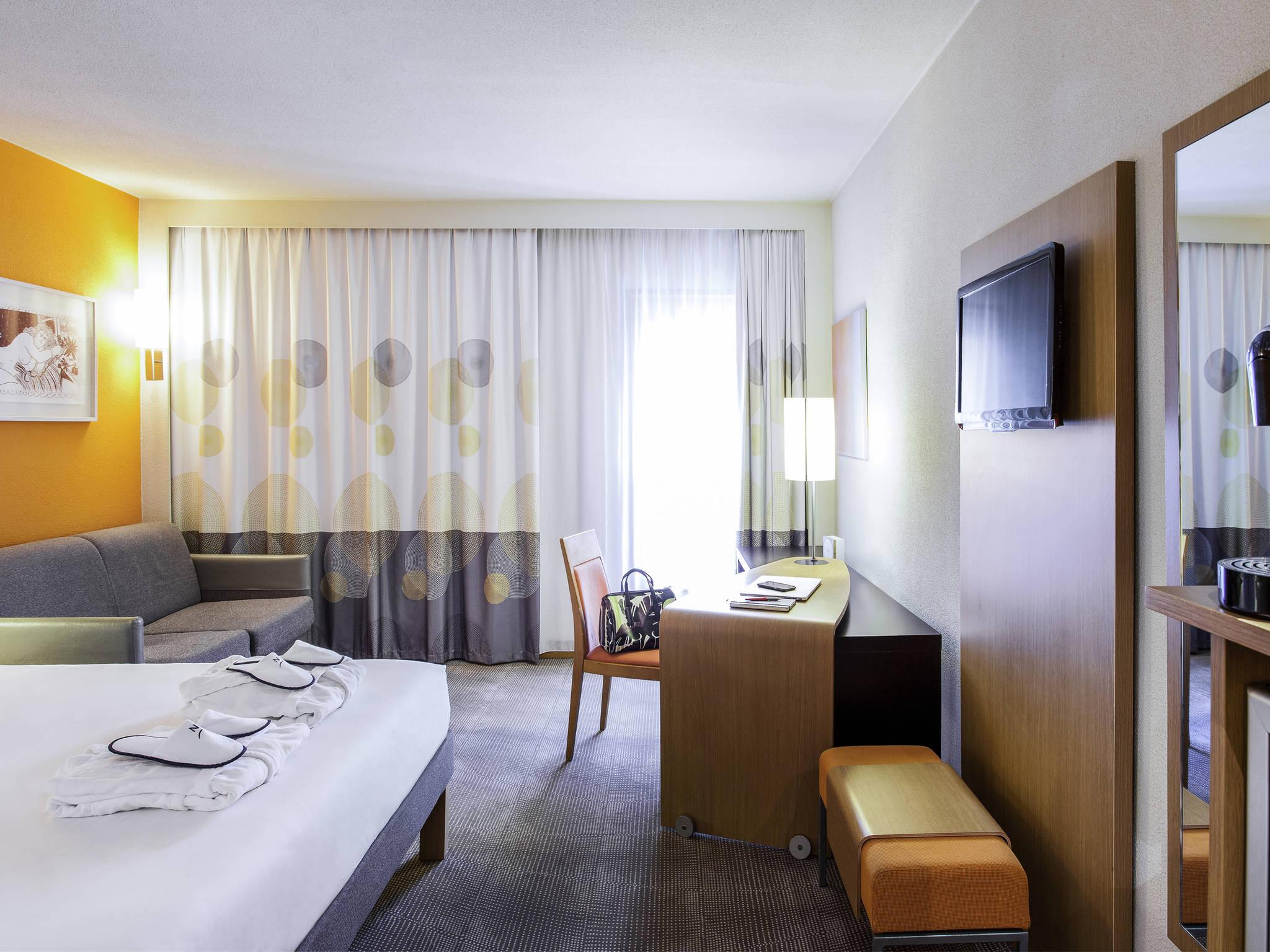 โรงแรม – Novotel Lisboa