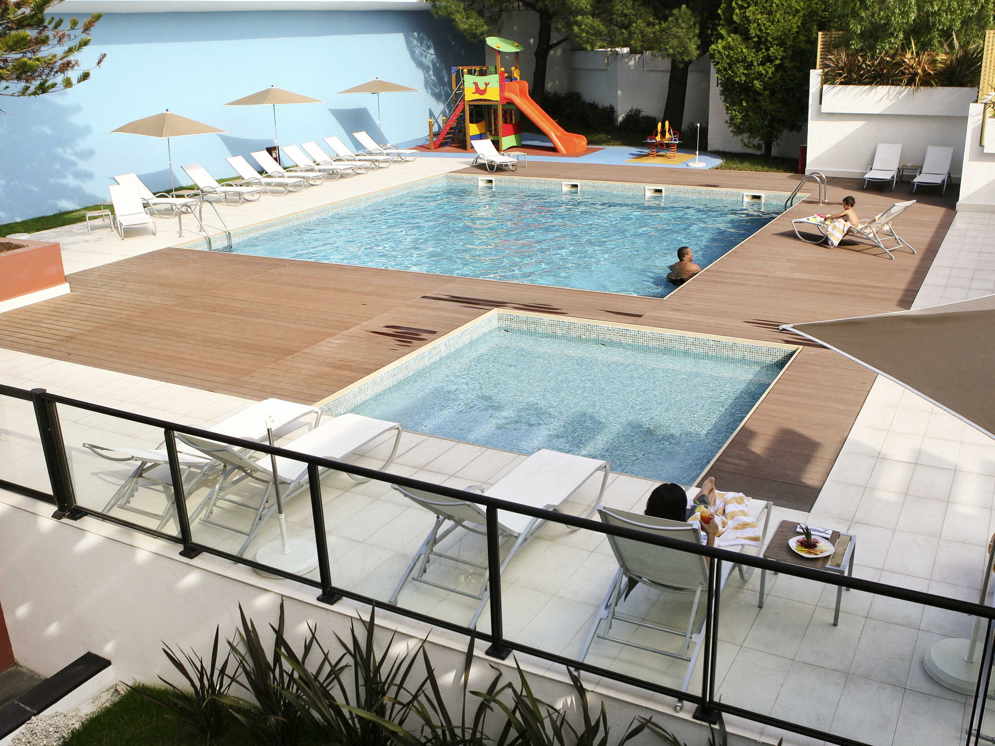 호텔 – Novotel Lisboa