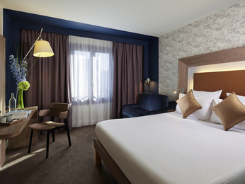 Rooms - Novotel Paris les Halles