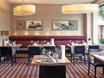 Restaurante - Mercure Airport Hotel Berlin Tegel