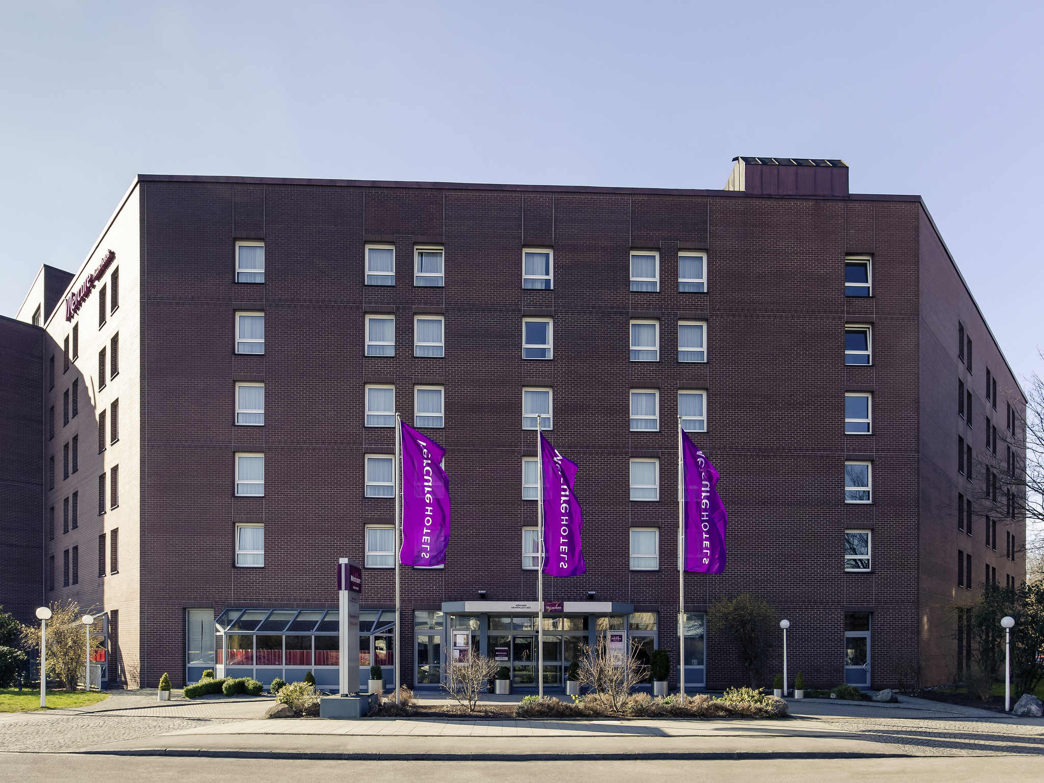 Otel – Mercure Hotel Muenchen Neuperlach Sued
