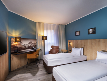 Rooms - Mercure Hotel Munich Neuperlach South