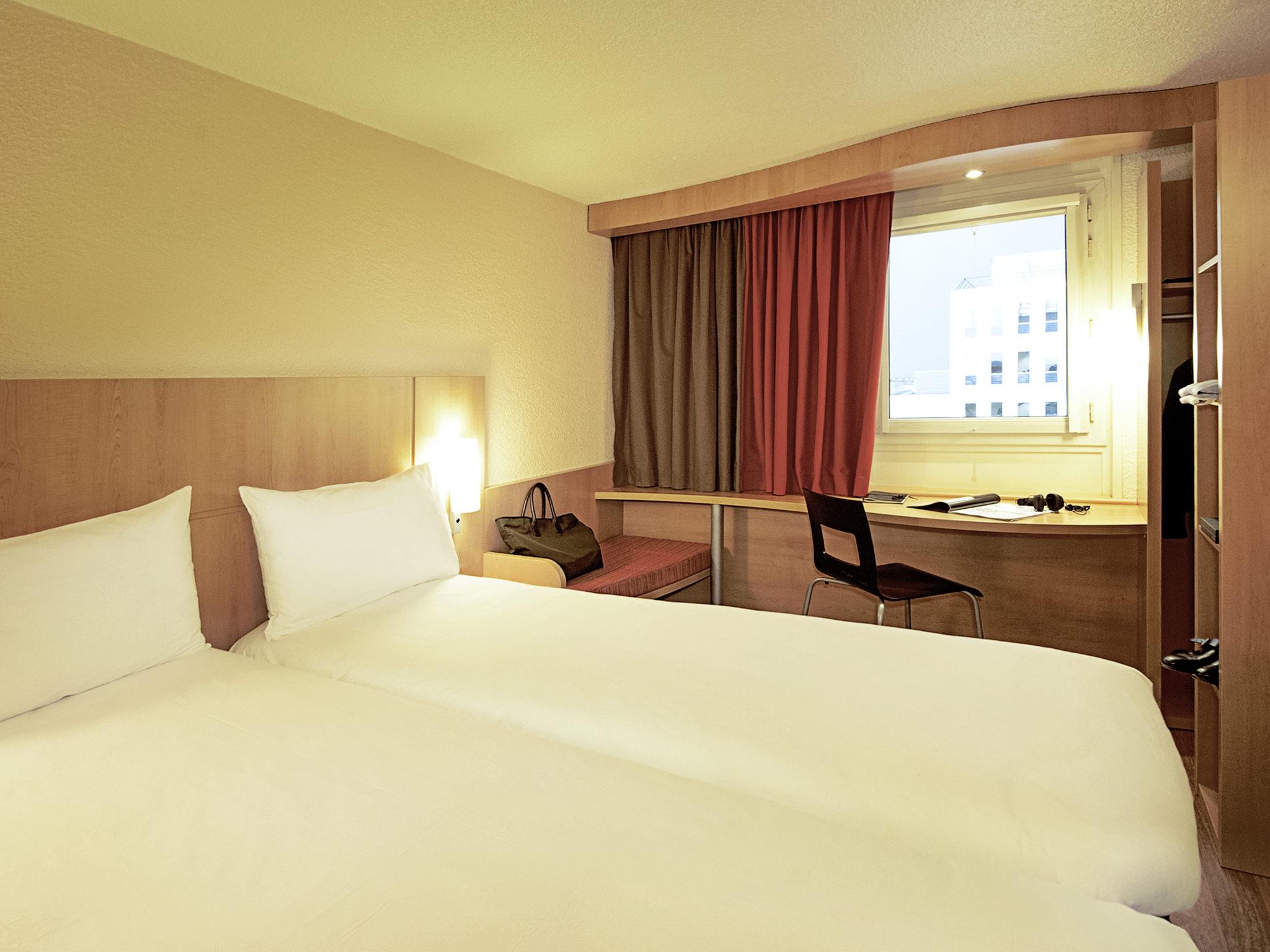 酒店 – 宜必思杜塞尔多夫中央火车站酒店