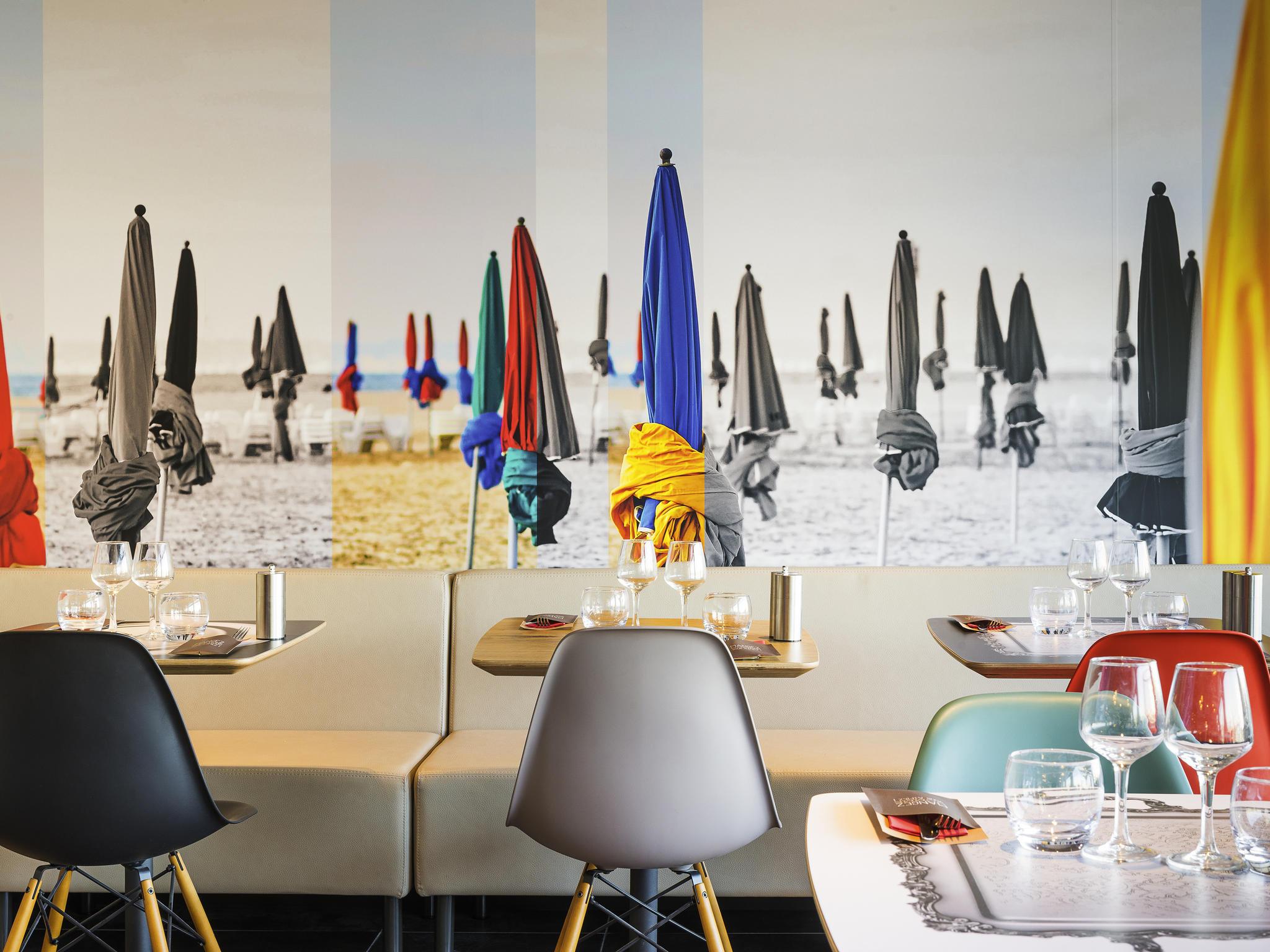 ホテル – ibis Deauville Centre