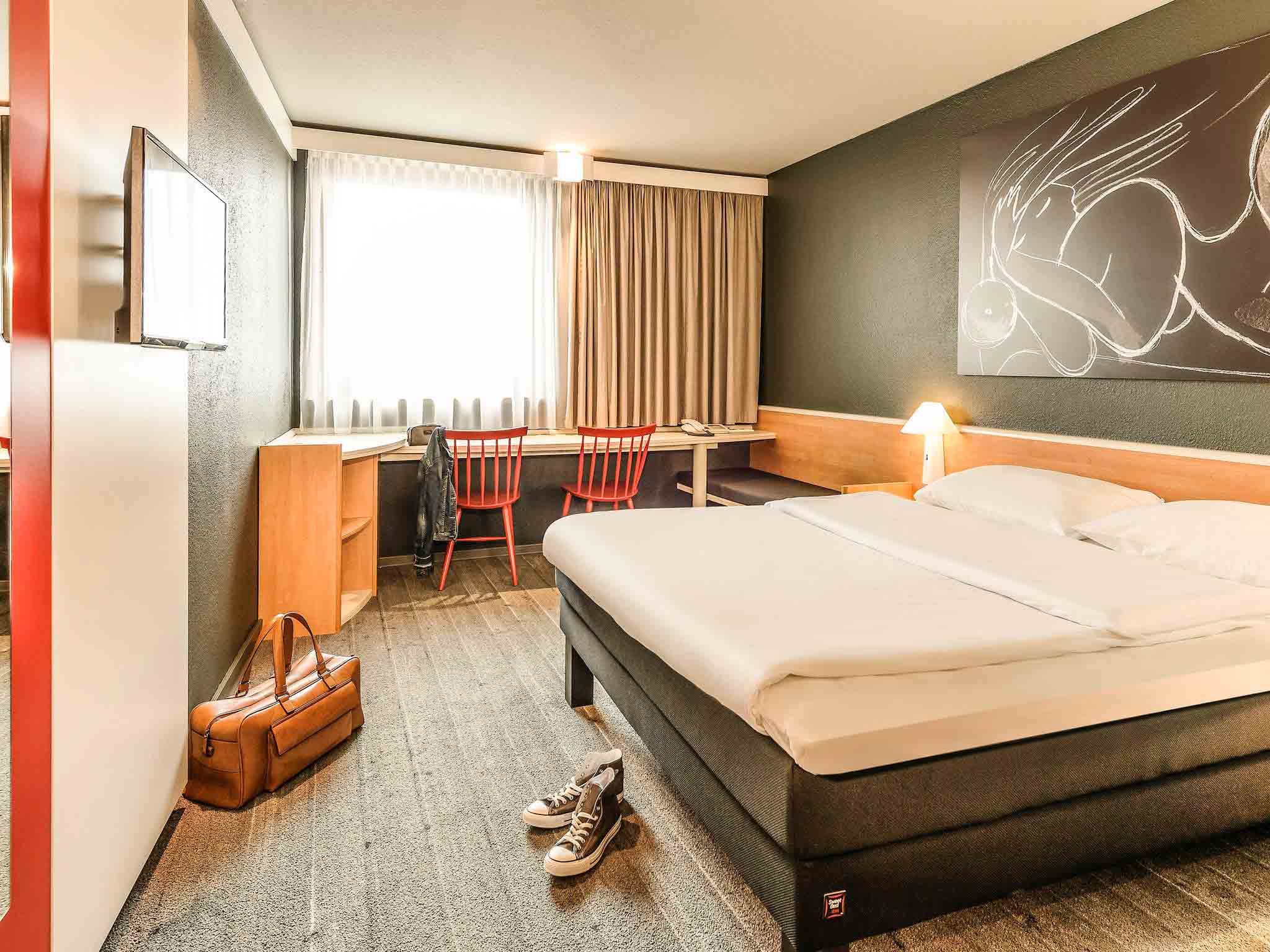 Ibis wien mariahilf hotel 1060 wien accor for Wine and design hotel vienna