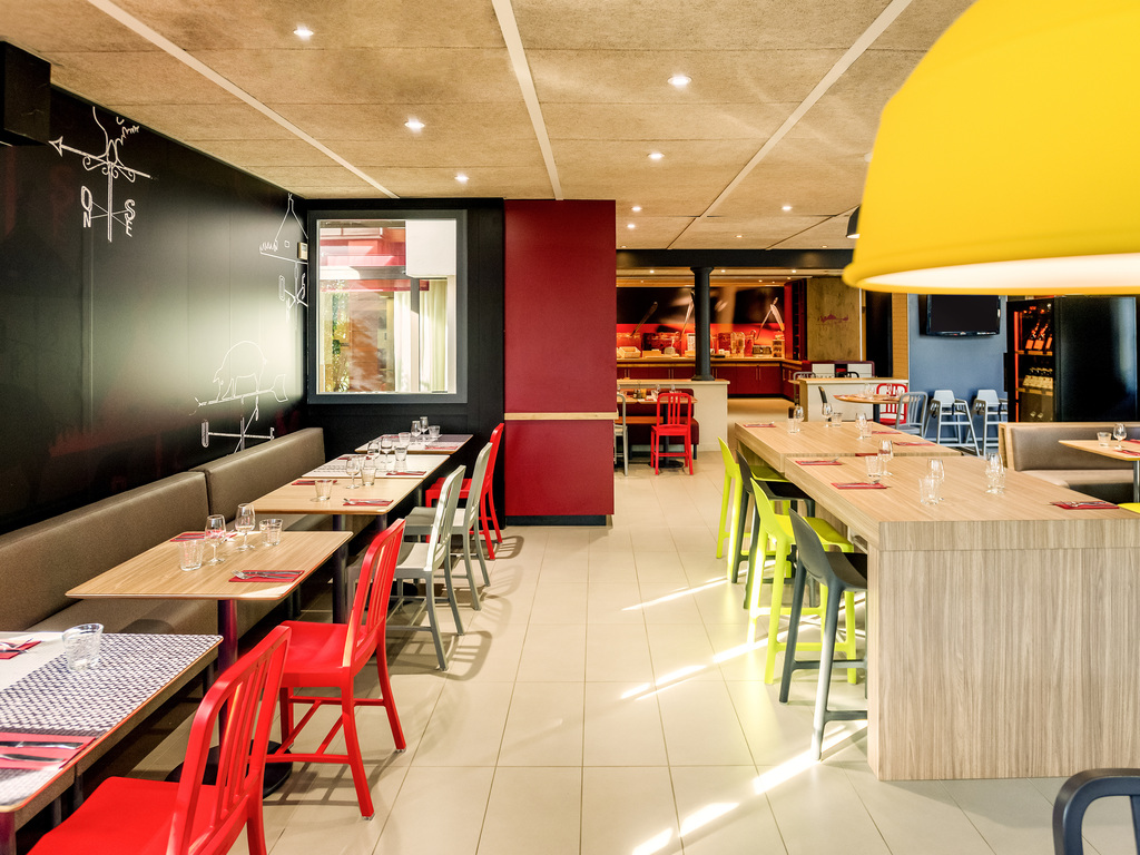 Hotel in blagnac ibis toulouse blagnac a roport - Extra cuisine toulouse ...