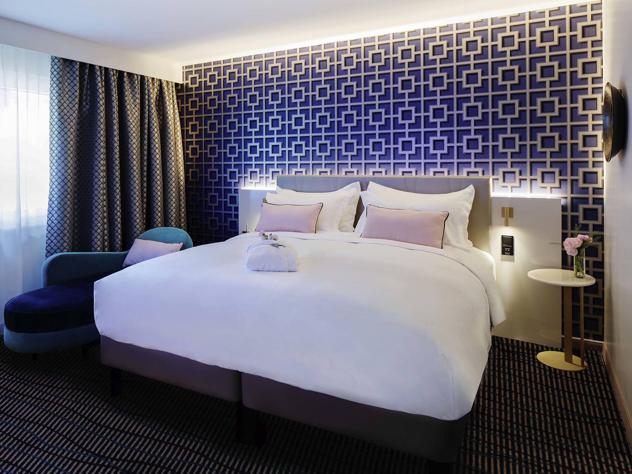 โรงแรม – Hotel Mercure Bregenz City