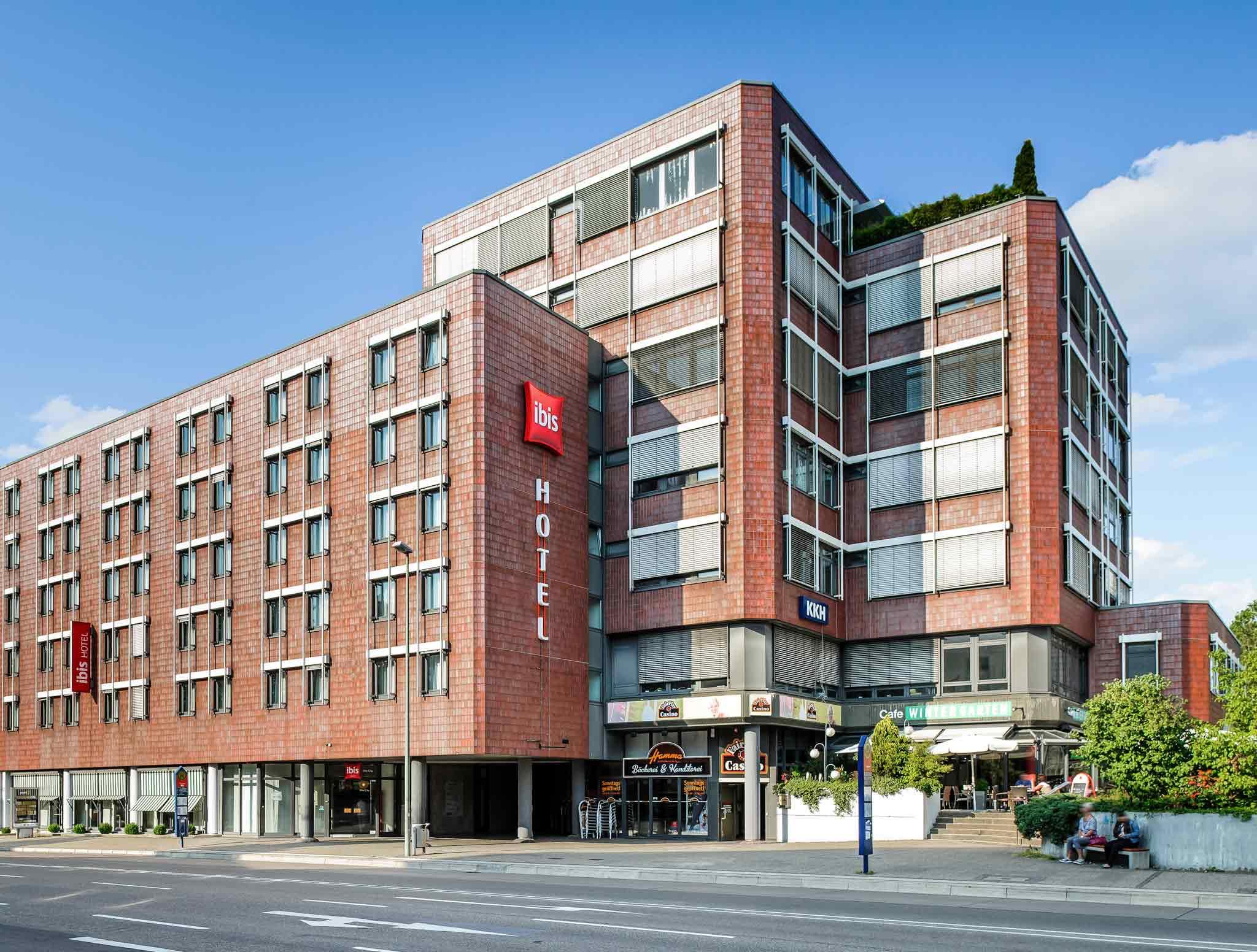 酒店 – 宜必思乌尔姆城市酒店