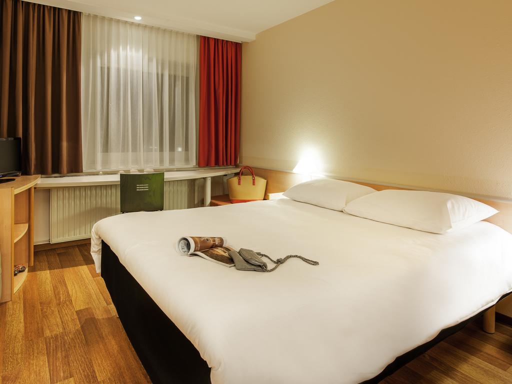 Hotel In Ulm Ibis Ulm City