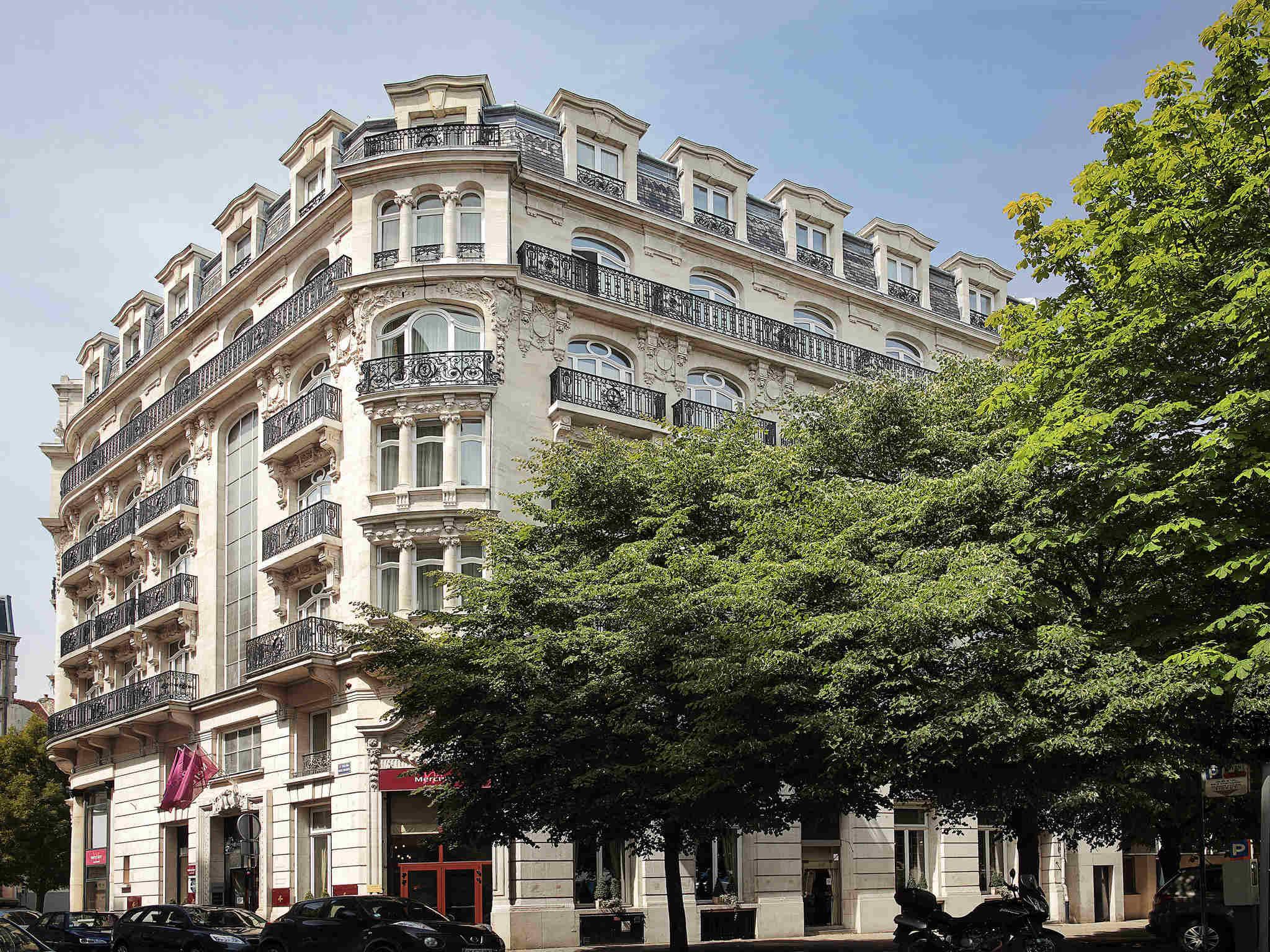 酒店 – 里尔中心歌剧院美居酒店