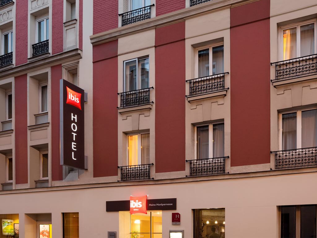 ibis Paris Maine Montparnasse 14th