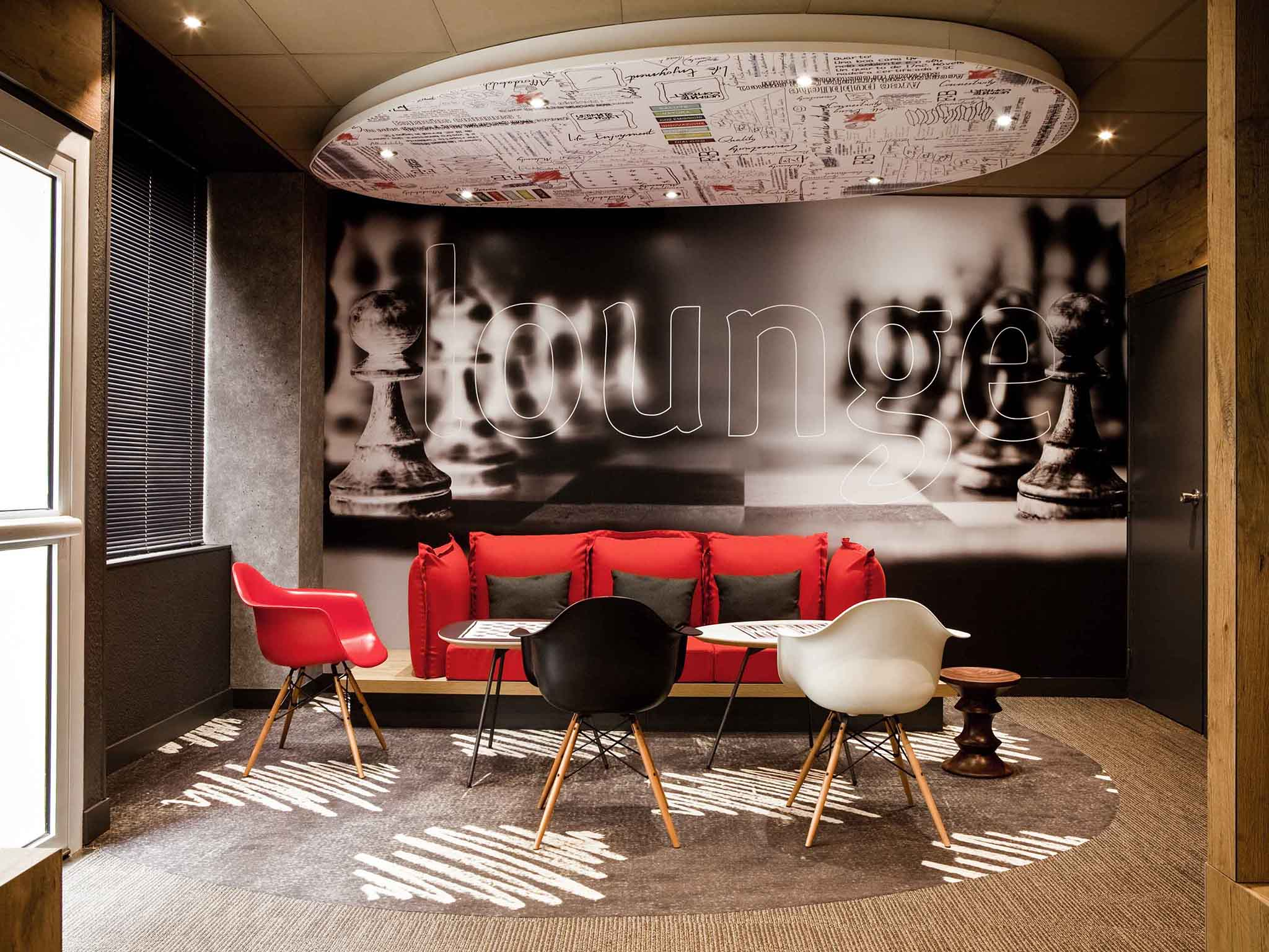 Hotel in PARIS - ibis Paris Maine Montparne 14th on